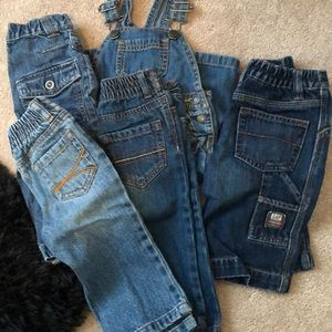 Other - Baby Boy denim lot- firm price